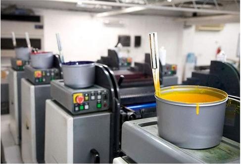二价酸酯油墨应用