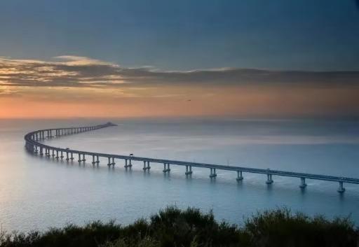 港珠澳大桥桥梁