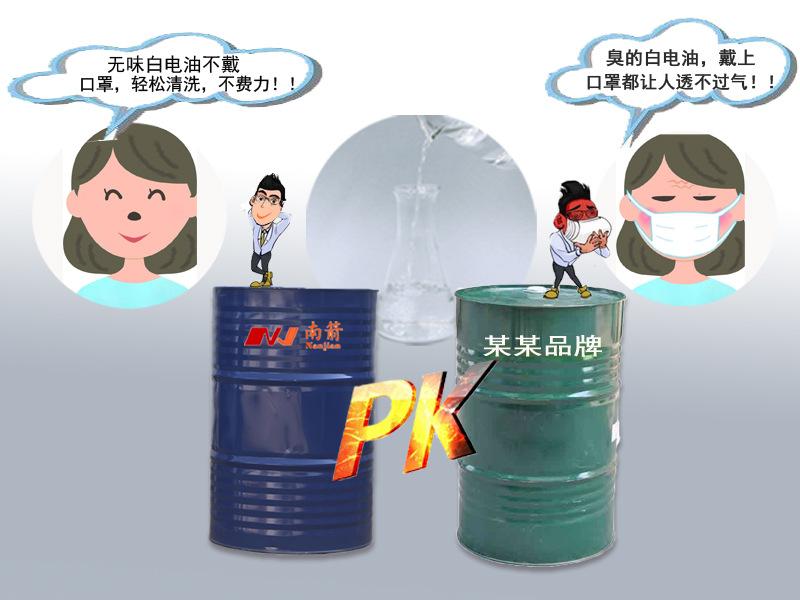 白电油对身体有危害吗?