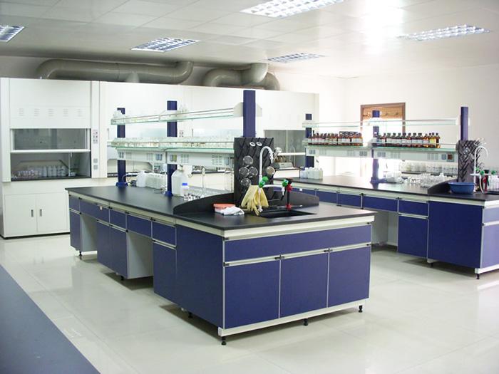 南箭化工-化验室