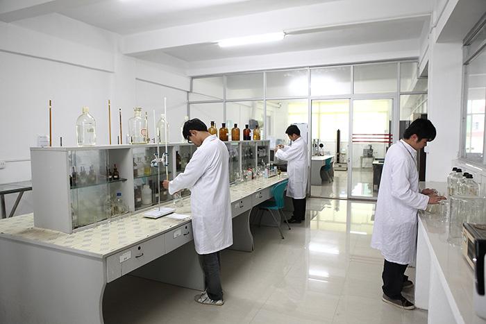 南箭化工-实验室