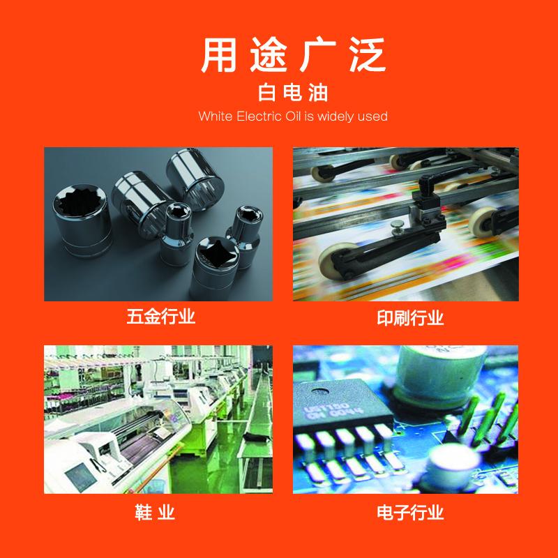 简述:白电油的主要成分和用途