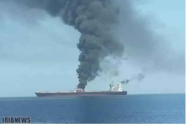 黑天鹅又来?伊朗油轮爆炸,油价飙升破60!--南箭化工甲醇厂家!